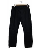 COMME des GARCONS HommePlus(コムデギャルソンオムプリュス)の古着「パンツ」|ネイビー