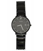 RICOH(リコー)の古着「SHREWD AMBITION 腕時計」