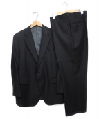 LONNER(ロンナー)の古着「セットアップスーツ」|ブラック