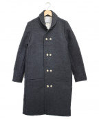 NO CONTROL AIR(ノーコントロールエアー)の古着「ウールコート」|グレー