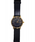 MARC JACOBS(マークジェイコブス)の古着「デジアナウォッチ 腕時計」