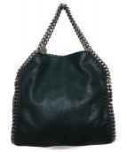 STELLA McCARTNEY(ステラ・マッカートニ)の古着「タイニーハンドバッグ バッグ」|グリーン