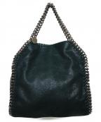 STELLA McCARTNEY(ステラマッカートニー)の古着「タイニーハンドバッグ バッグ」|グリーン