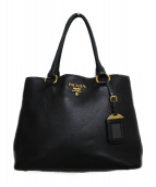 PRADA(プラダ)の古着「2WAYショルダーバッグ バッグ」|ブラック