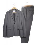 INHERIT(インヘリット)の古着「セットアップスーツ」 グレー