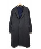 MONKEY TIME(モンキータイム)の古着「モッサガウンコート」|グレー