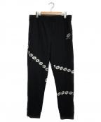 DAMIR DOMA(ダミールドマ)の古着「トラックパンツ」|ブラック
