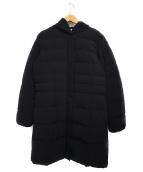 MAYSON GREY(メイソングレイ)の古着「ウォッシャブルフレンチダウンコート  コート」|ブラック
