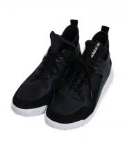 adidas(アディダス)の古着「TUBULAR X スニーカー」|ブラック