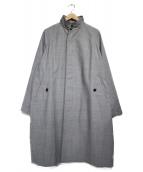Gymphlex(ジムフレックス)の古着「スウィングコート」|グレー
