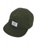 WTAPS×Ron Herman(ダブルタップス×ロンハーマン)の古着「A3 CAP」|オリーブ