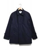 nanamica(ナナミカ)の古着「GORE-TEX Short Soutien Collar 」|ネイビー
