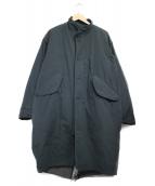 MYSELF ABAHOUSE(マイセルフ アバハウス)の古着「ライナー付モッズコート  コート」|グレー