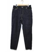 ZUCCA(ズッカ)の古着「Basic 13oz Denim  パンツ」|インディゴ