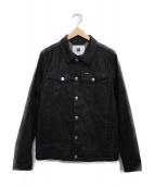 G-STAR RAW(ジースターロウ)の古着「ANN 3D SLIM JKT ジャケット」|ブラック