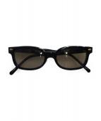 CALEE(キャリ)の古着「サングラス 眼鏡」|ブラック