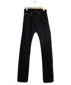 Dior(ディオール)の古着「スキニーデニムパンツ パンツ」|インディゴ