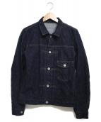 MR.OLIVE(ミスターオリーブ)の古着「デニムジャケット ジャケット」 インディゴ