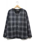 PENDLETON(ペンドルトン)の古着「ウールカーデジャケット」|グレー
