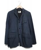 Engineered Garments(エンジニアードガーメン)の古着「テーラードジャケット」|ネイビー
