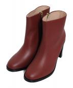 FURLA(フルラ)の古着「サイドジップブーツ ブーツ」|ボルドー