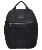 TUMI(トゥミ)の古着「Robins Backpack リュック」|ブラック