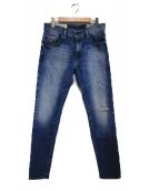 DIESEL(ディーゼル)の古着「D-STRUKT パンツ」|インディゴ