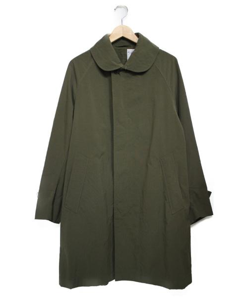 ORCIVAL(オーチバル)ORCIVAL (オーチバル) ステンカラーコート コート オリーブ サイズ:4の古着・服飾アイテム