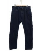 Denham(デンハム)の古着「razor slim fit パンツ」 インディゴ