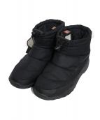 THE NORTH FACE(ザノースフェイス)の古着「ヌプシブーティー ブーツ」|ブラック