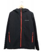 Columbia(コロンビア)の古着「ヴィザヴォナパスジャケット ジャケット」 ブラック