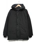 CANADA GOOSE(カナダグース)の古着「CHATEAU PARKA MON FUR」|ブラック
