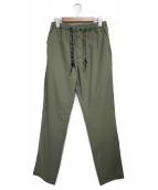 WILD THINGS(ワイルドシングス)の古着「MOTION EASY PANTS パンツ」|カーキ
