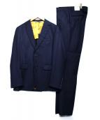 Freemans Sporting Club(フリーマンズスポーティングクラブ)の古着「2Bスーツ」|ネイビー