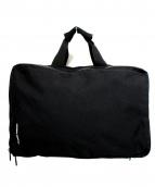 UNIVERSAL PRODUCTS.(ユニバーサルプロダクツ)の古着「UTILITY BAG」|ブラック