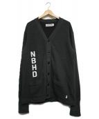 NEIGHBORHOOD(ネイバーフッド)の古着「SLUB / C-CARDIGAN. LS」|グレー