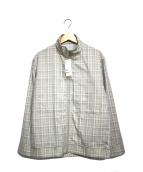 ABAHOUSE(アバハウス)の古着「ブルゾン」|ベージュ