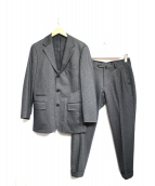 UNIVERSAL LANGUAGE(ユニバーサルランゲージ)の古着「セットアップスーツ」|グレー