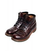 RED WING(レッドウィング)の古着「Beckman Boot」 ブラウン