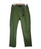 GRAMICCI(グラミチ)の古着「クライミングパンツ」|オリーブ