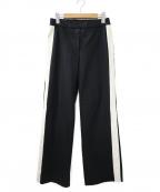 theory(セオリー)の古着「New Bistretch Snap Pant」|ブラック