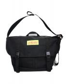Manhattan Portage(マンハッタンポーテージ)の古着「メッセンジャーバッグ」|ブラック