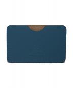 Whitehouse Cox(ホワイトハウスコックス)の古着「カードケース」|ブルー
