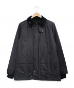 Barbour()の古着「SL BEDALE WASHED」 ネイビー