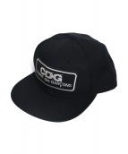 CDG(シーディージー)の古着「ロゴキャップ」 ブラック