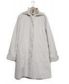 Reflect(リフレクト)の古着「ライナー付フーデッドコート」 ライトグレー