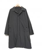 SHIPS JET BLUE(シップスジェットブルー)の古着「プリマロフトステンカラーコート」 グレー