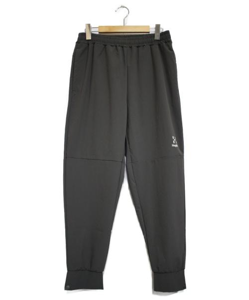 HAGLOFS(ホグロフス)HAGLOFS (ホグロフス) ソフトシェルトラックパンツ グレー サイズ:M 未使用品の古着・服飾アイテム
