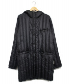 RockyMountainFeatherBed(ロッキーマウンテンフェザーベッド)の古着「SIX MONTH DOWN LONG PARKA」|ブラック