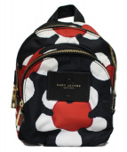 Marc by Marc Jacobs(マークバイマークジェイコブス)の古着「DOUBLE PACK」|レッド×ブラック